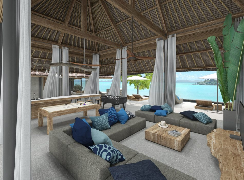 Zone : Ocean - Private Villas Image