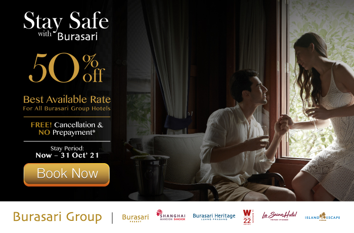Offer - Stay Safe with Burasari at Island Escape