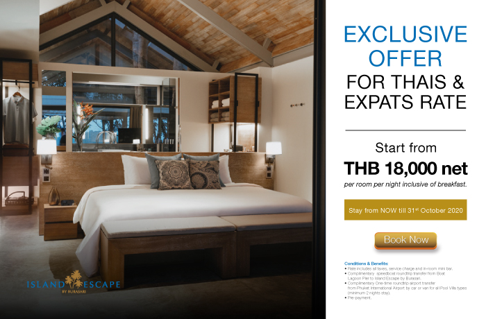 Exclusive Offer for Thais and Expats living in Thailand