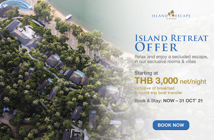 Island Retreat Offer
